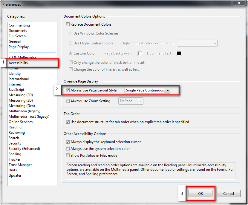 how to change default from adobe to word